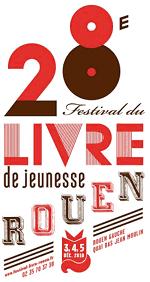 Festival du livre de Jeunesse Rouen 2010