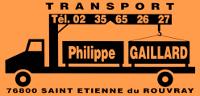 Transports Philippe Gaillard